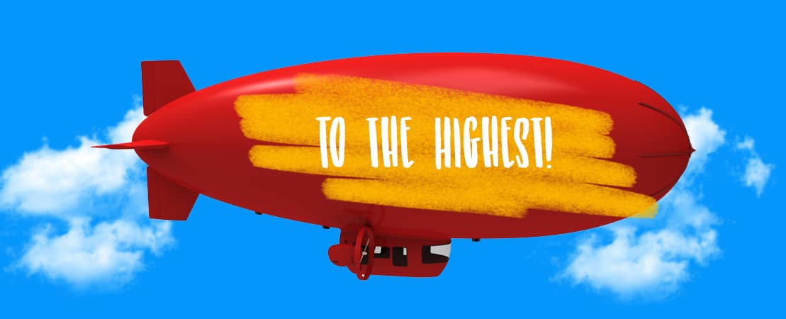 To the Highest!